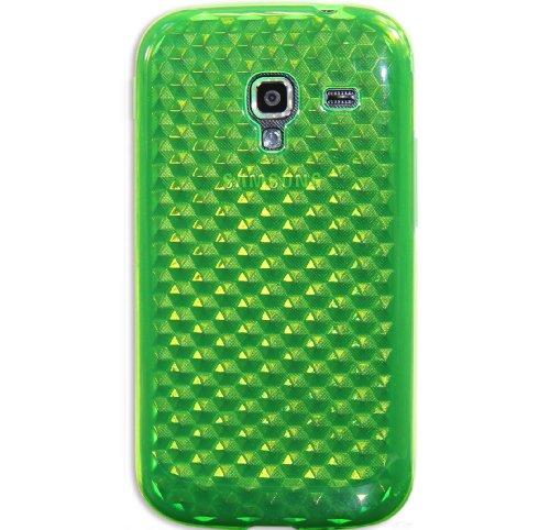 Luxburg® Diamond Design Funda Protectora para Samsung Galaxy Ace 2 GT-i8160 en...