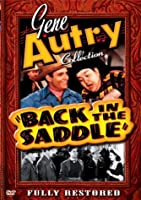 Back in Saddle [DVD] [Import]