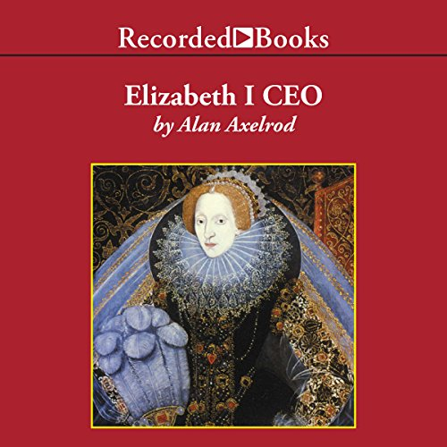 Elizabeth I CEO  By  cover art