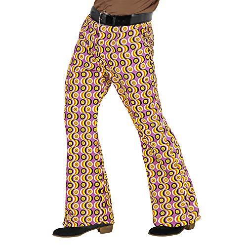 WIDMANN apos;70s pantaloni disco costume?Small