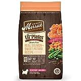Merrick Lil Plates Grain Free Real Salmon + Sweet Potato Recipe Dry Dog Food, 20Lb