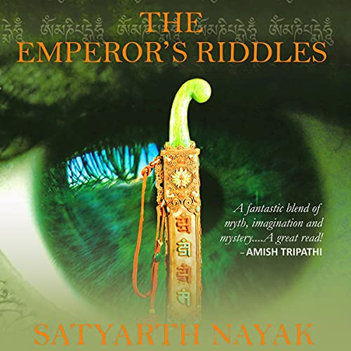 The Emperor's Riddles audiobook cover art