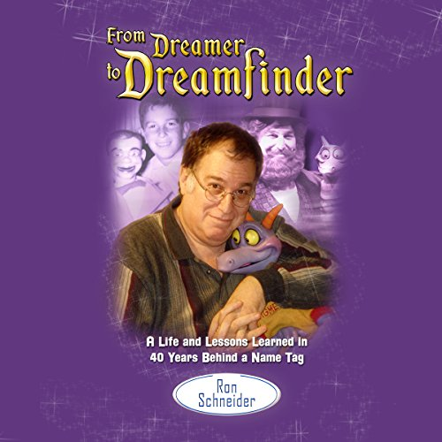 From Dreamer to Dreamfinder audiobook cover art