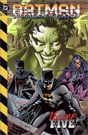 Batman: No Man's Land - Vol. 5