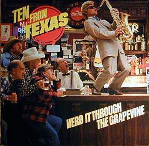 Ten From Texas: Herd It Through The Grapevine [Vinyl LP]