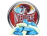 Intelligente Knete Ändert die Farbe (Gletschereis) BPA- und glutenfrei
