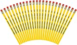 The Write Dudes U.S.A. Gold Pencils