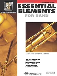 Essential Elements 2000: Book 2 (Trombone)