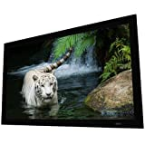 EluneVision Reference Studio 4K Fixed Frame Projection Screen - 100' (87' x 49') Viewable - 16:9