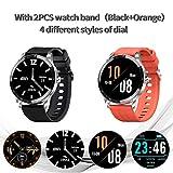 Zoom IMG-1 blackview x1 smartwatch uomo donna