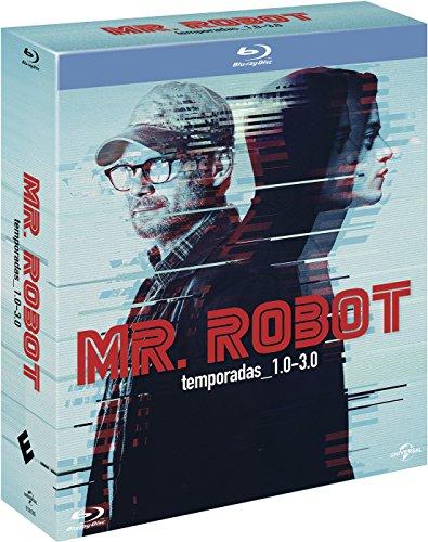 Pack: Mr. Robot - Temporadas 1-3 [Blu-ray]