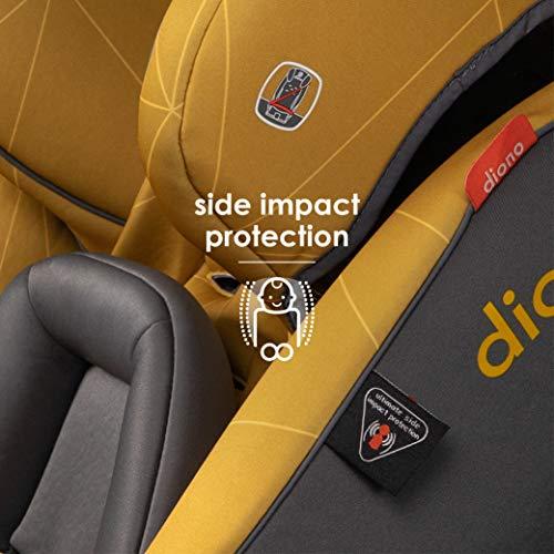 Diono Radian 3RXT Convertible Car Seat, Black