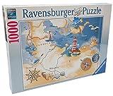 Ravensburger Puzzle Nord- & Ostsee | 1000 Teile | Cuxhaven | Hamburg | Fehmarn | Kiel | Stralsund