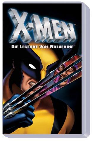 Preisvergleich Produktbild X-Men - Die Legende von Wolverine [VHS]
