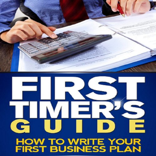 First Timer's Guide audiobook cover art