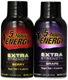 5 Hour Energy Extra Strength Variety Pack