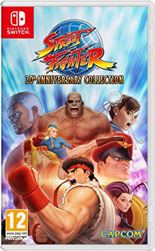 Street Fighter 30th Anniversary Collection - Nintendo Switch [Edizione: Regno Unito]