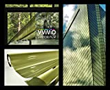 VViViD One-Way Gold Mirror Finish Vinyl...