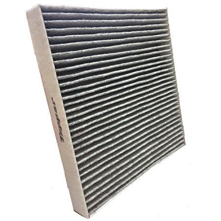 TOPPAR製エアコンフィルター 活性炭 (165g/m2配合) 強力脱臭 高性能 エブリイ DA64V / DA64W AC015