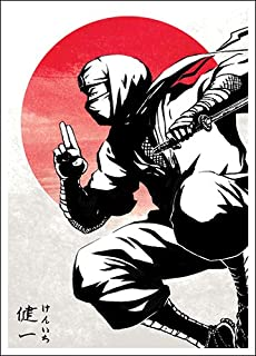 Kenichi - Shadow Clan Ninja - 100 Matte Card Sleeves (FN7S)