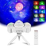 Galaxy Light Projector,TekHome Nebula Projector,Laser Star Night Light Projecor for Bedroom Home Party,Aesthetic Room Decor for Teen Girls Boys,Best Gift Ideas for Kids Women Men.