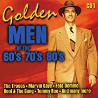 A.V. - GOLDEN MEN OF THE 60'S 70'S 80'S VOL.1 (1 CD)