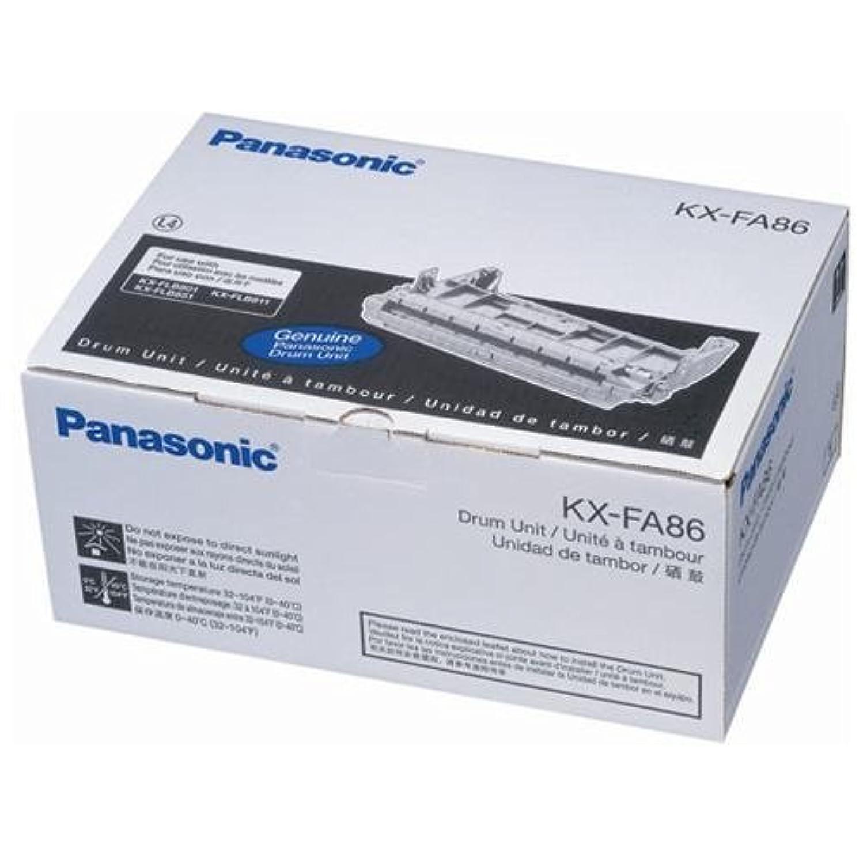 Panasonic Black Drum For KX-FLB801, KX-FLB811 and KX-FLB851 Fax Machines KXFA86