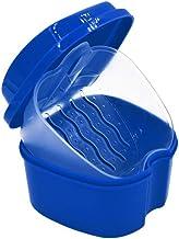 GUANYUGUA Boîte de Rangement pour prothèses dentaires pour Maquillage, Organisateur de Soins Dentaire Boîte de Rangement p...