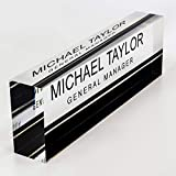7 BEST Personalized Desk Name Plate