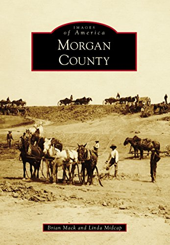 Morgan County (Images of America)