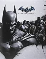 Batman - Arkham Origins Limited Edition Strategy Guide de BradyGames