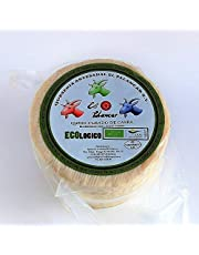 Queso Artesano de Cabra Curado Ecológico de Leche Cruda EL PALANCAR 850-950 g, elaborado en el Parque Natural de las Sierras Subbéticas de Córdoba