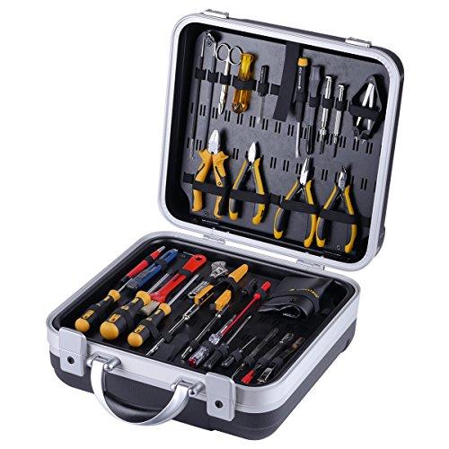 Bernstein Electronic Service-Koffer Handy mit 43 Werkzeugen 1500