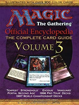 Magic  The Gathering -- Official Encyclopedia Volume 3  The Complete Card Guide