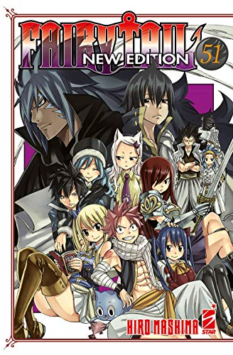 Fairy Tail. New edition (Vol. 51)