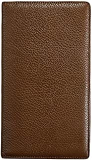 Levenger RFID Travel Wallet, Brown (AL13340 BRN NM)