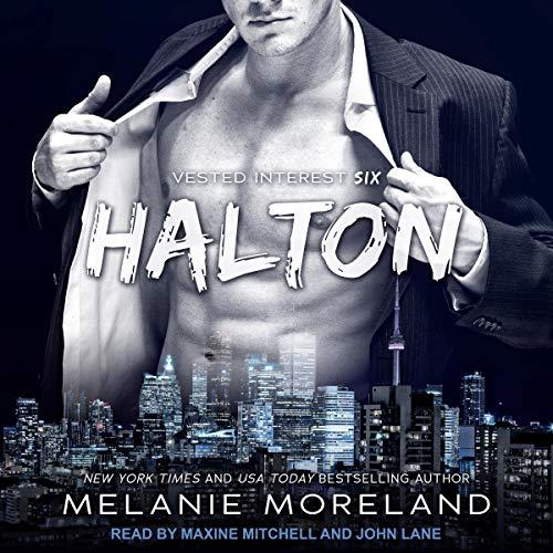 Halton: Vested Interest Series, Book 6