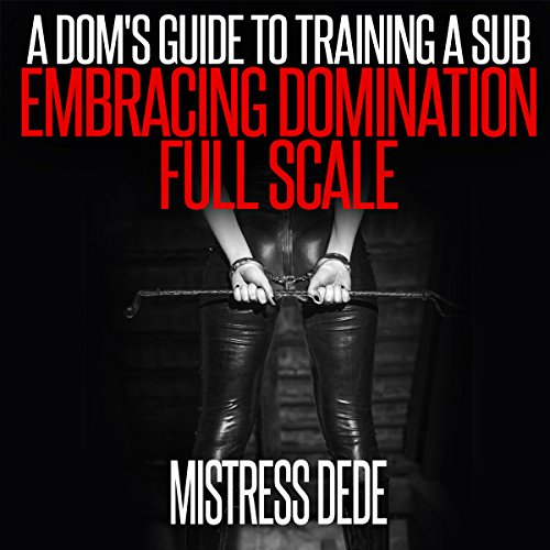 A Dom's Guide to Training a Sub audiobook cover art