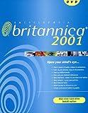 Encyclopaedia Britannica 2001, 1 DVD-ROM englische Version für Windows 95/98/2000/Me/NT 4.0. Über 44 Mio. Wörter, Internet-Links sowie 'New Oxford Dictionary of English' -