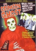 The Crimson Ghost DVD (2 disc set) Cliffhanger Serial