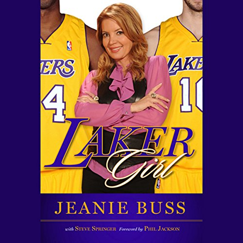 Laker Girl cover art