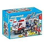 PLAYMOBIL 9536 Drk Gerätewagen .