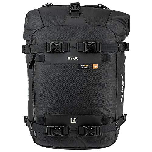 Kriega US-30 Drypack - New Version - Waterproof motorcycle luggage