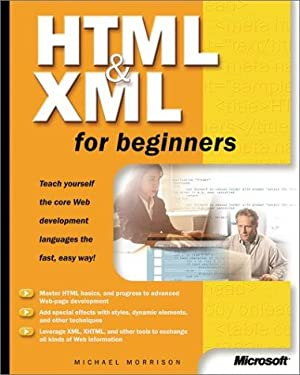 HTML & XML for Beginners (Cpg-Undefined)