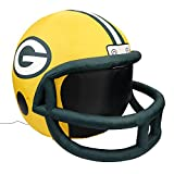 Fabrique Innovations NFL Inflatable Lawn Helmet, Green Bay Packers