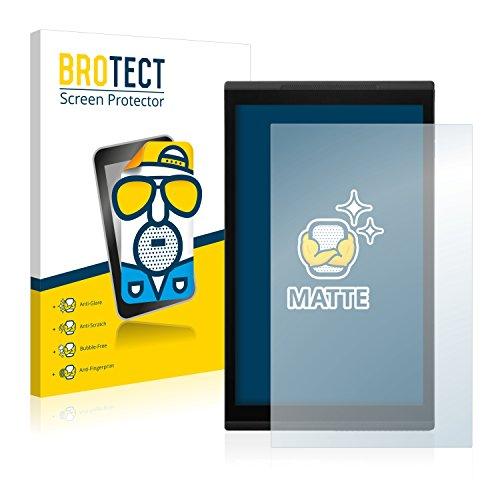 BROTECT 2X Entspiegelungs-Schutzfolie kompatibel mit Medion Lifetab S10351 (MD 99666) Displayschutz-Folie Matt, Anti-Reflex, Anti-Fingerprint