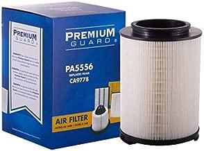 Premium Guard Air Filter PA5556 | Fits Chevrolet Colorado 2007-2004, GMC Canyon 2007-2004, Hummer H3 2007-2006, Isuzu i-280 2006, i-290 2007, i-350 2006, i-370 2007