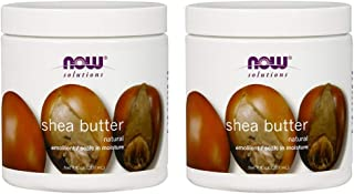 NOW Foods Shea Butter, 7-Ounce (Pack of 2)