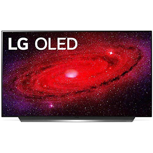 LG OLED48CXPUB Alexa Built-In CX 48' 4K Smart OLED TV (2020)