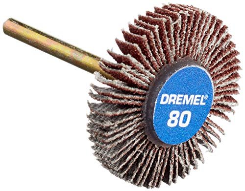 Dremel 2615050432 Rueda lijadora de Abanico 4,8 mm